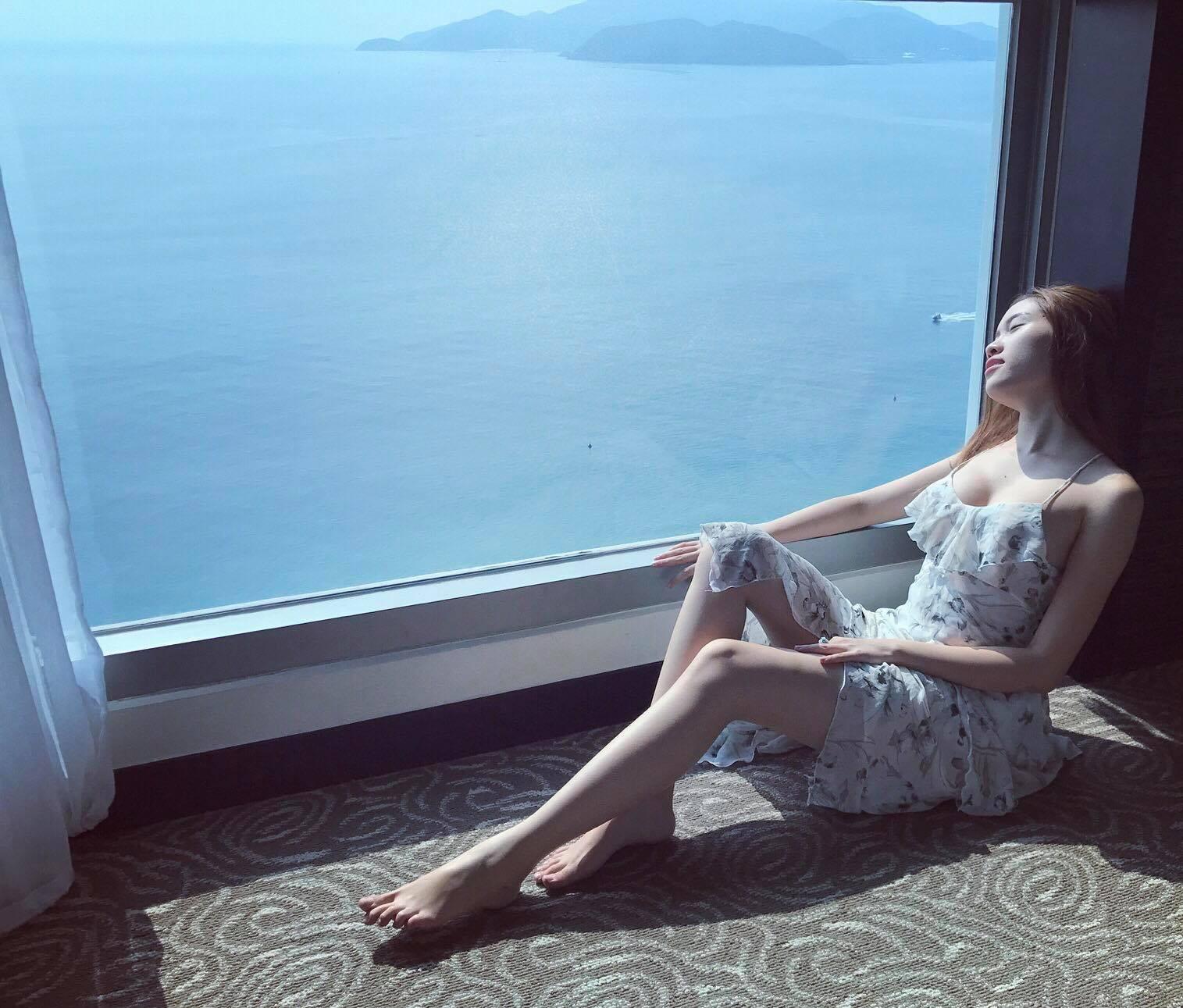 Những hình ảnh nóng bỏng của nữ MC du lịch chân dài mét mốt, được đánh giá quyến rũ nhất nhì đài VTV - Ảnh 9.