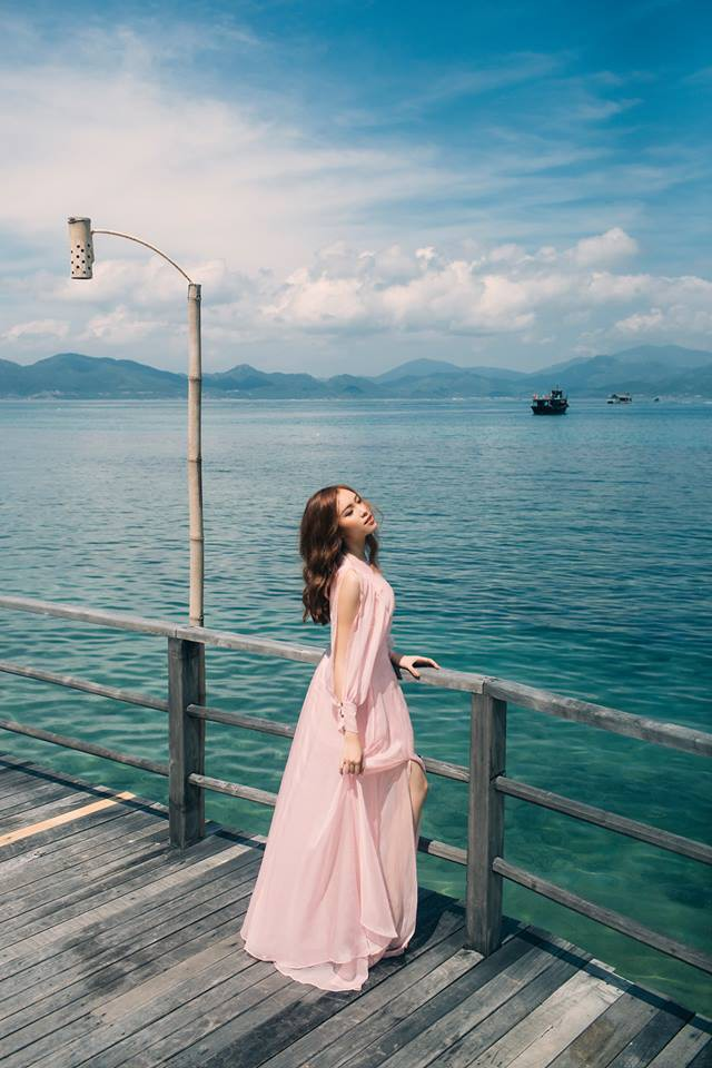Những hình ảnh nóng bỏng của nữ MC du lịch chân dài mét mốt, được đánh giá quyến rũ nhất nhì đài VTV - Ảnh 18.