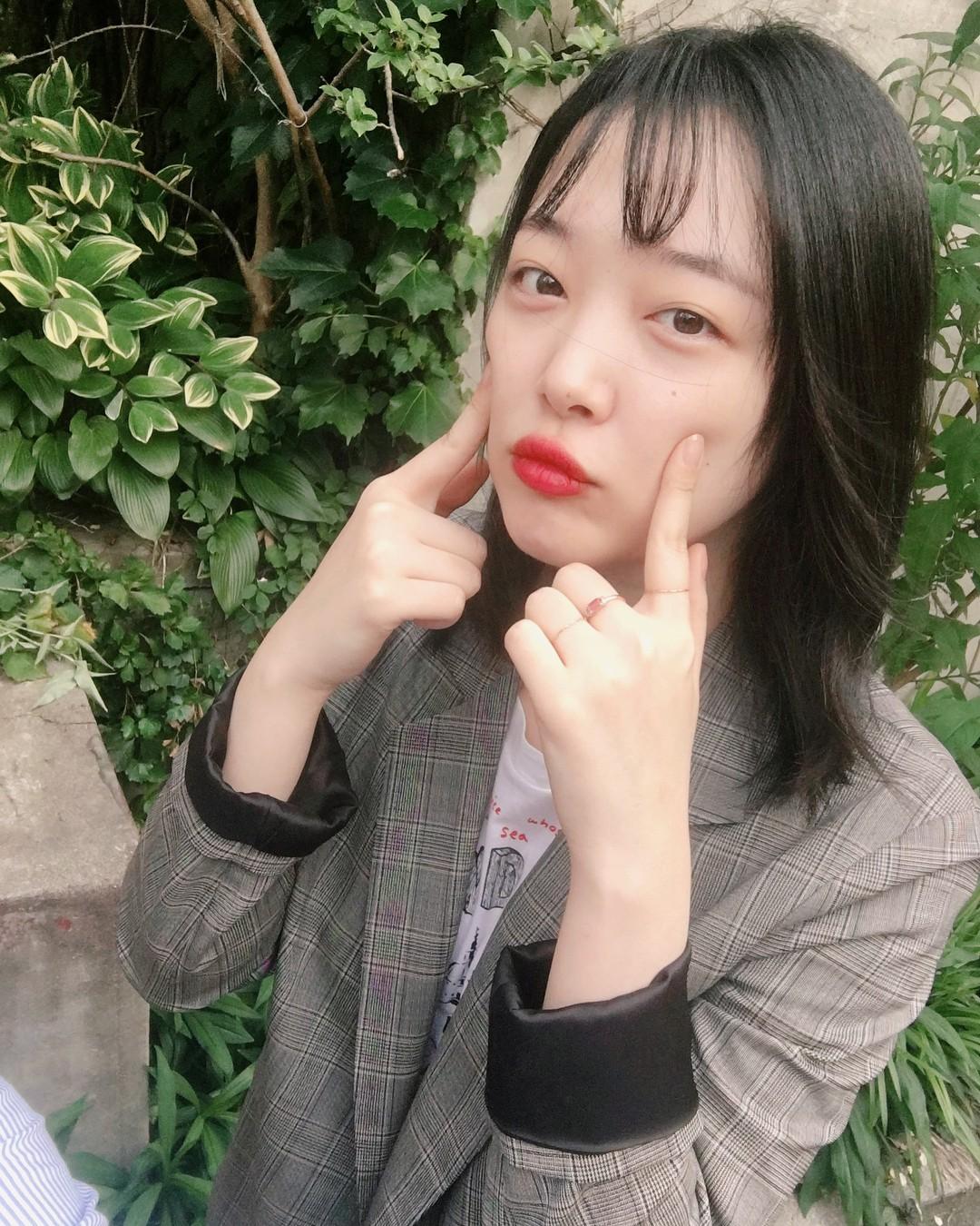 4 kiểu mái này đang rất được lòng sao nữ Hàn, các nàng có thể học theo để F5 diện mạo cho mình - Ảnh 9.