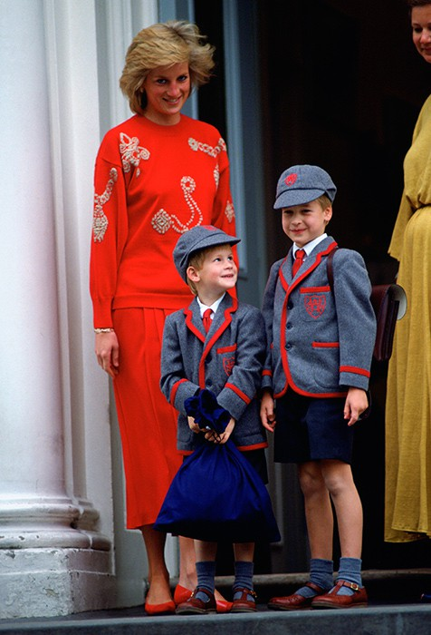 13 bức ảnh đong đầy hạnh phúc cùng cố Công nương Diana mà có lẽ anh em Hoàng tử William và Harry chẳng bao giờ quên - Ảnh 2.