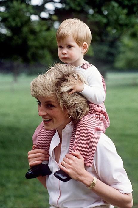 13 bức ảnh đong đầy hạnh phúc cùng cố Công nương Diana mà có lẽ anh em Hoàng tử William và Harry chẳng bao giờ quên - Ảnh 4.
