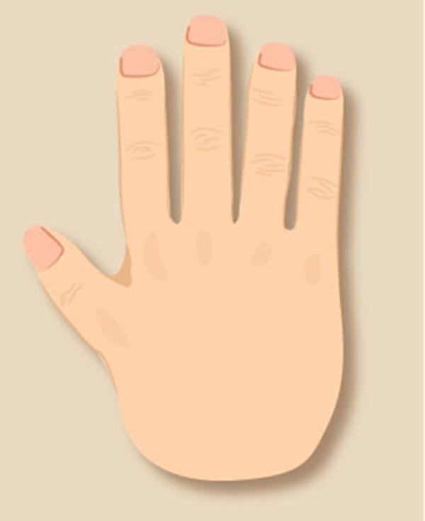 Bàn tay cũng có bản mệnh riêng, tiết lộ những tính cách tiềm ẩn đến chính bạn còn chẳng nhận ra - Ảnh 1.