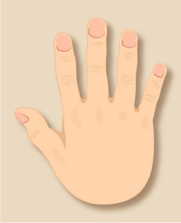 Bàn tay cũng có bản mệnh riêng, tiết lộ những tính cách tiềm ẩn đến chính bạn còn chẳng nhận ra - Ảnh 3.