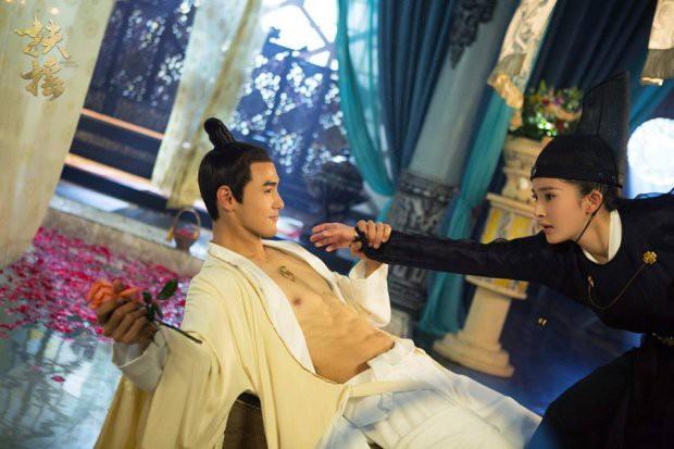 Đừng chỉ mãi để ý scandal và soi diễn xuất cửa Dương Mịch, Phù Dao còn có cực phẩm mang tên Nguyễn Kinh Thiên - Ảnh 4.