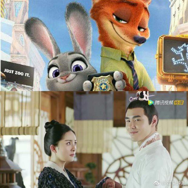 Đừng chỉ mãi để ý scandal và soi diễn xuất cửa Dương Mịch, Phù Dao còn có cực phẩm mang tên Nguyễn Kinh Thiên - Ảnh 6.
