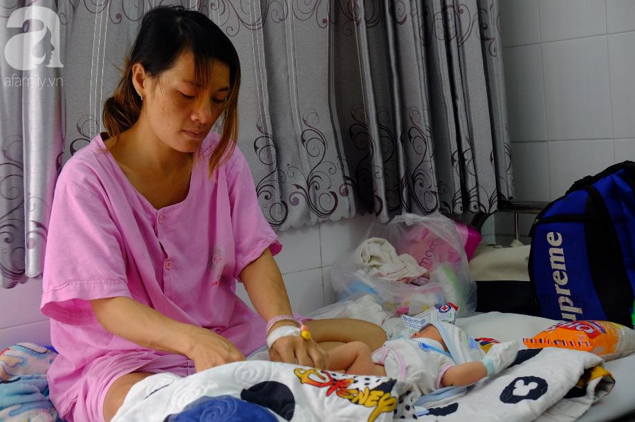 TP.HCM: Chồng dẫn bồ nhí về nhà, thai phụ ôm bụng bầu vào viện lén ngủ hành lang chờ đẻ bằng 30 ngàn trong túi - Ảnh 8.