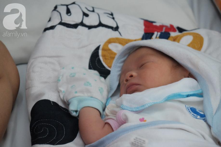 TP.HCM: Chồng dẫn bồ nhí về nhà, thai phụ ôm bụng bầu vào viện lén ngủ hành lang chờ đẻ bằng 30 ngàn trong túi - Ảnh 7.