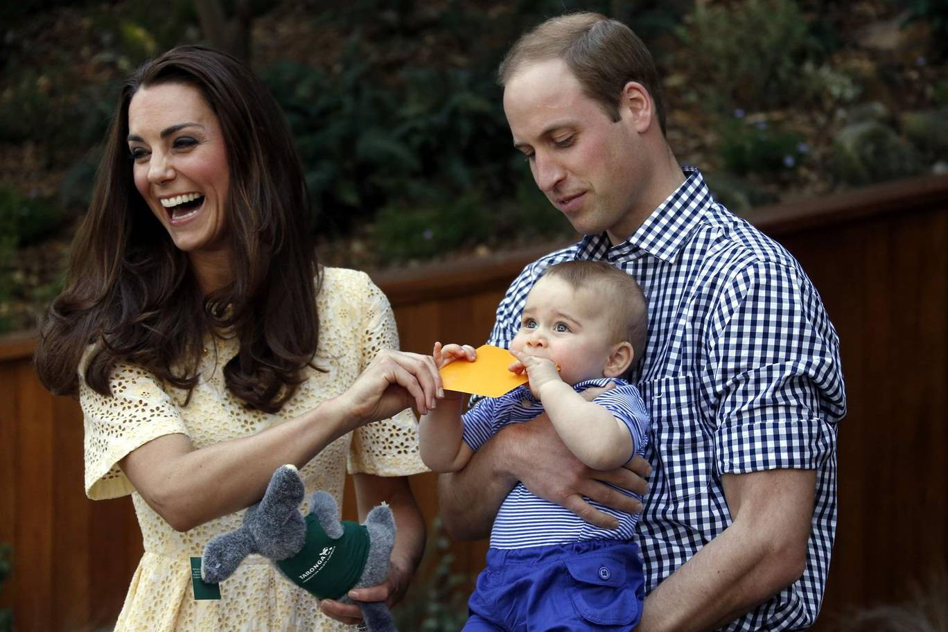 Hơn 40 bức ảnh ghi lại những khoảnh khắc cực đáng yêu cho thấy hành trình lớn lên của Hoàng tử George trong 5 năm đầu đời - Ảnh 5.