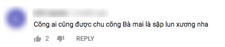 Bất ngờ với bình luận tiêu cực về bà Mai trong clip con rể cõng mẹ vợ ở hậu trường Gạo Nếp Gạo Tẻ - Ảnh 3.
