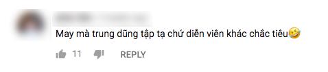 Bất ngờ với bình luận tiêu cực về bà Mai trong clip con rể cõng mẹ vợ ở hậu trường Gạo Nếp Gạo Tẻ - Ảnh 7.