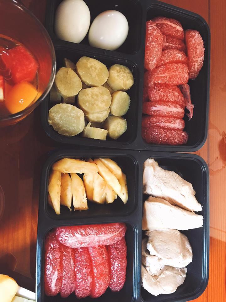 Muốn ăn sạch lại giúp giảm mỡ tăng cơ, hãy thử đổi khẩu vị với những thực đơn giảm cân này - Ảnh 3.