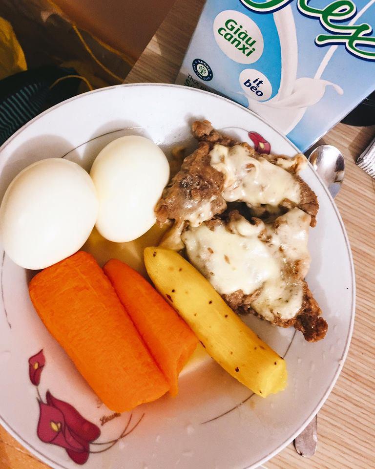 Muốn ăn sạch lại giúp giảm mỡ tăng cơ, hãy thử đổi khẩu vị với những thực đơn giảm cân này - Ảnh 4.