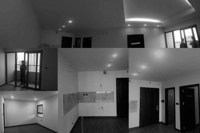 Sau cải tạo, căn hộ 68m² ở Hà Nội này đã trở thành không gian sống kiểu mẫu của nhiều gia đình trẻ - Ảnh 1.