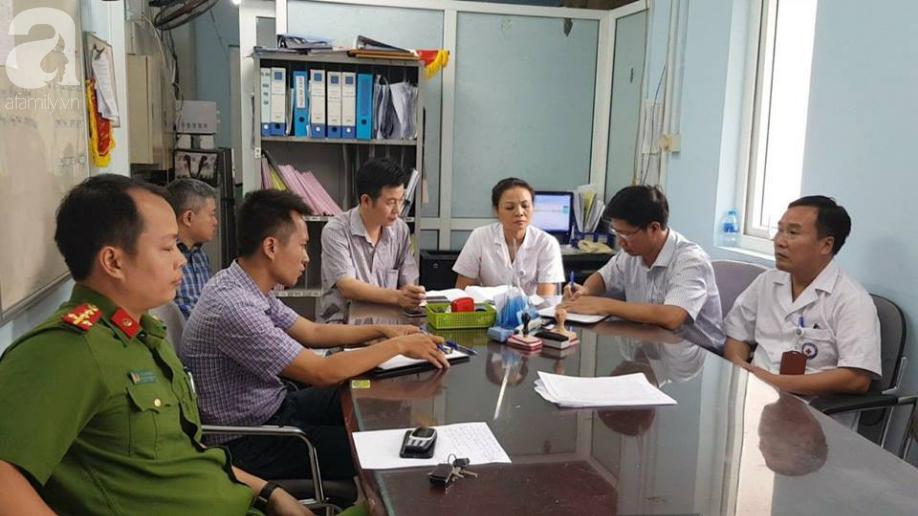 Vụ thai nhi tử vong trong bụng mẹ ở BV Bưu Điện: Khi vào viện sản phụ bình thường - Ảnh 1.