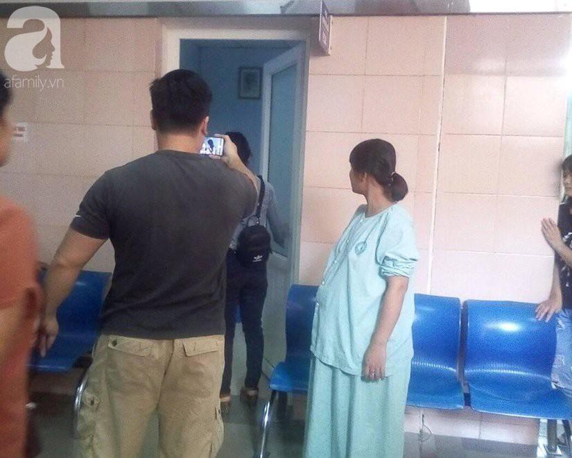 Vụ thai nhi tử vong trong bụng mẹ ở BV Bưu Điện: Khi vào viện sản phụ bình thường - Ảnh 2.