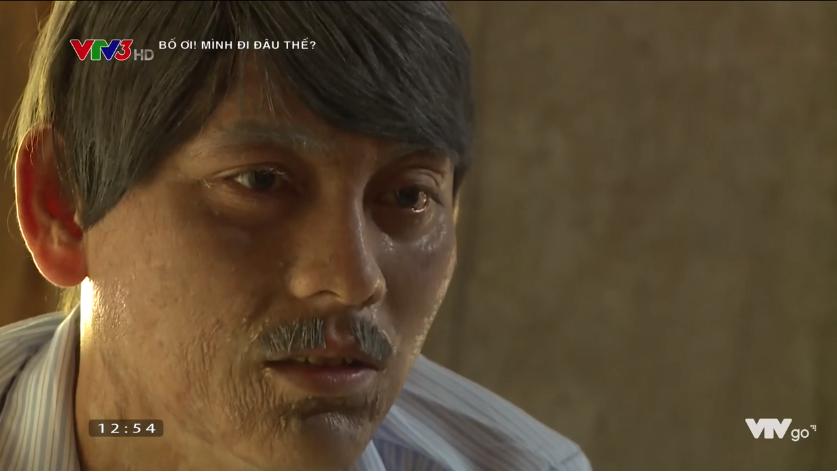 Bố ơi: Nguyễn Hải Phong mặt méo xệch khi bị lừa chạm vào... con ếch - Ảnh 5.