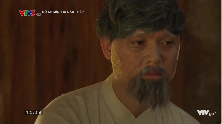 Bố ơi: Nguyễn Hải Phong mặt méo xệch khi bị lừa chạm vào... con ếch - Ảnh 7.