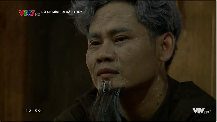 Bố ơi: Nguyễn Hải Phong mặt méo xệch khi bị lừa chạm vào... con ếch - Ảnh 8.