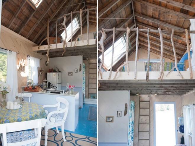 Dành 10 năm xây túp lều tranh nổi trên mặt nước, cặp vợ chồng định cho thuê nhưng vì nhà xinh quá nên đổi ý dọn vào sống - Ảnh 9.