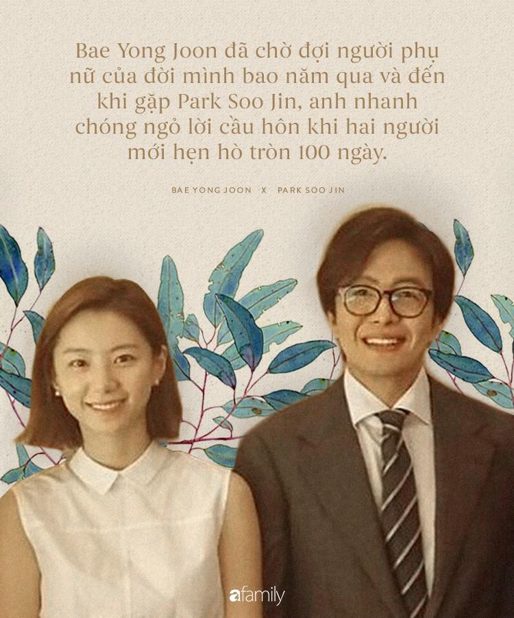 Chuyện tình vợ chồng Bae Yong Joon: Hôn nhân dẫu không thể biến Lọ Lem thành bà hoàng, nhưng vẫn khiến bao người phải thầm ao ước! - Ảnh 4.