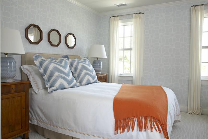 Những mẫu giấy dán tường siêu ấn tượng để bạn lựa chọn cho phòng ngủ gia đình - Ảnh 14.