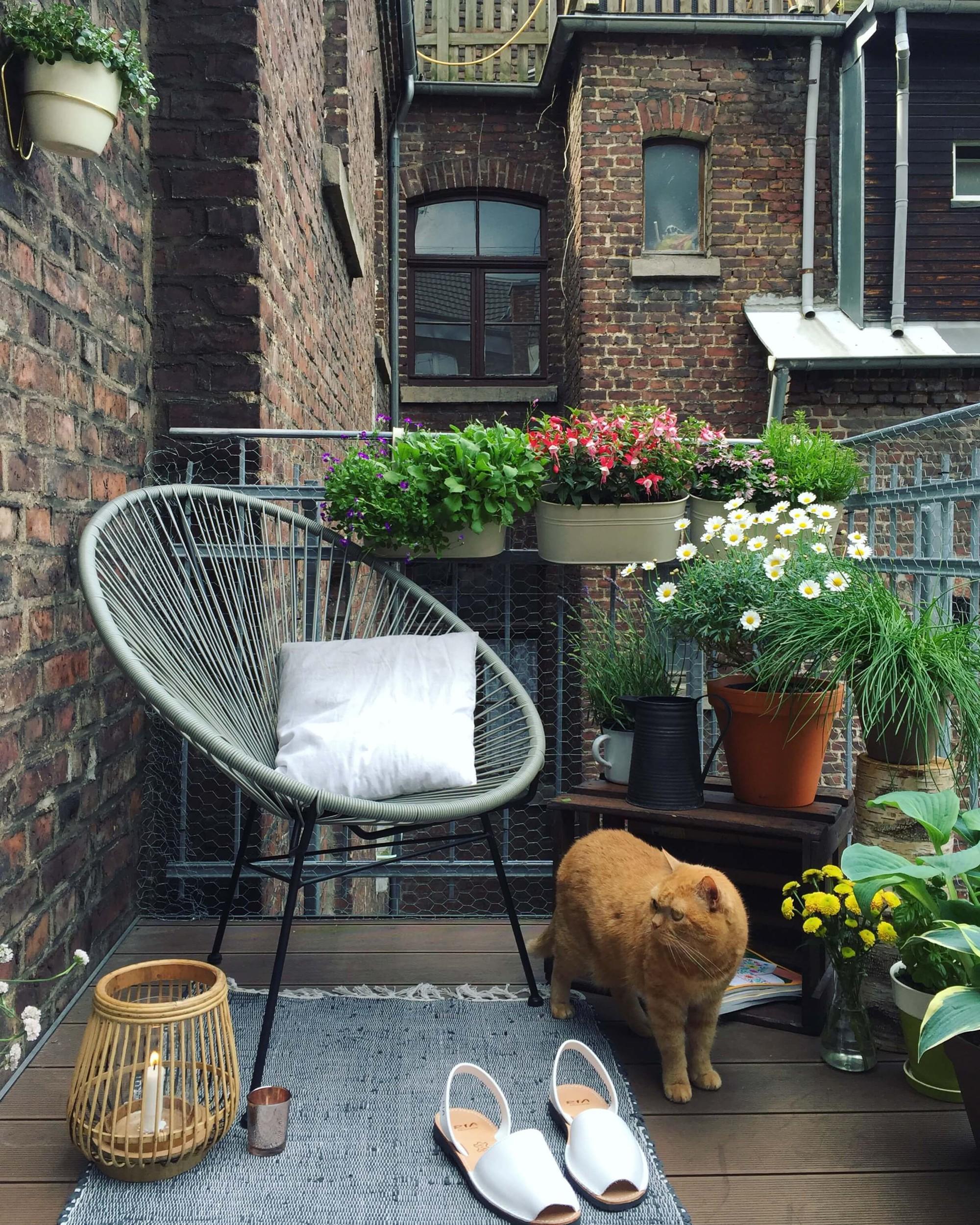 2 cách trang trí ban công đẹp lung linh khiến bạn chỉ muốn ngồi ngay vào khi bước chân về nhà - Ảnh 11.