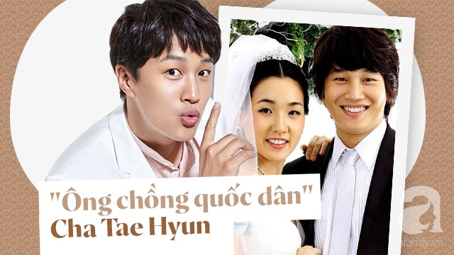 Cha Tae Hyun: Ông chồng quốc dân và cuộc hôn nhân ngọt ngào khiến Song Joong Ki - Song Hye Kyo ngưỡng mộ - Ảnh 2.