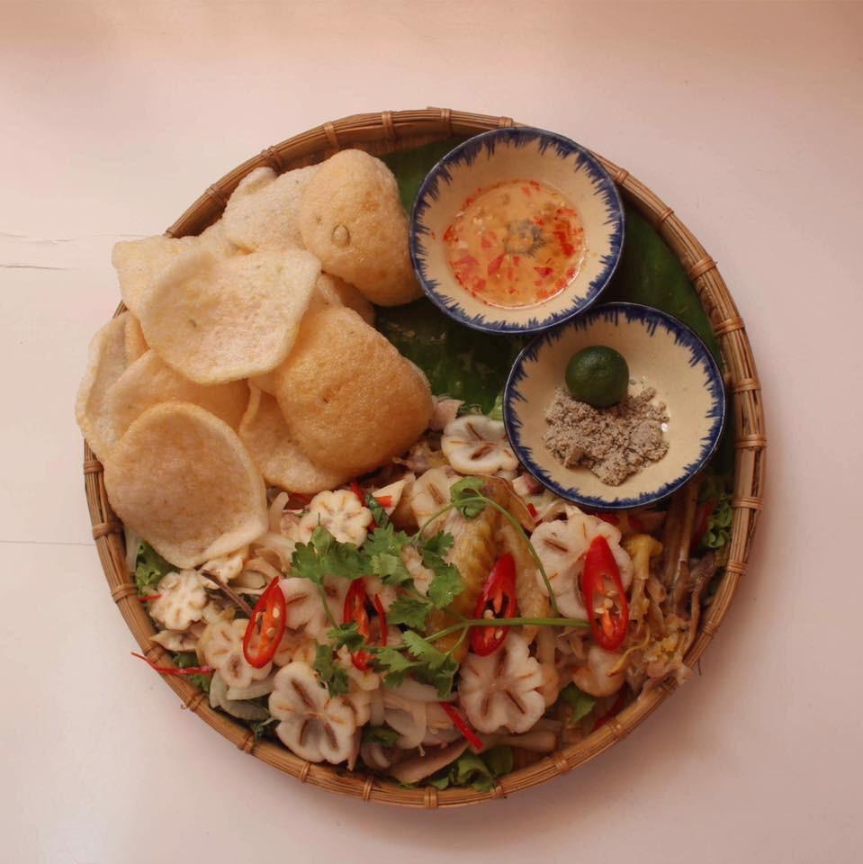 Ở vùng miệt vườn cách Sài Gòn không xa có một món gỏi vô cùng độc đáo làm từ quả măng cụt, bạn đã thử chưa? - Ảnh 2.