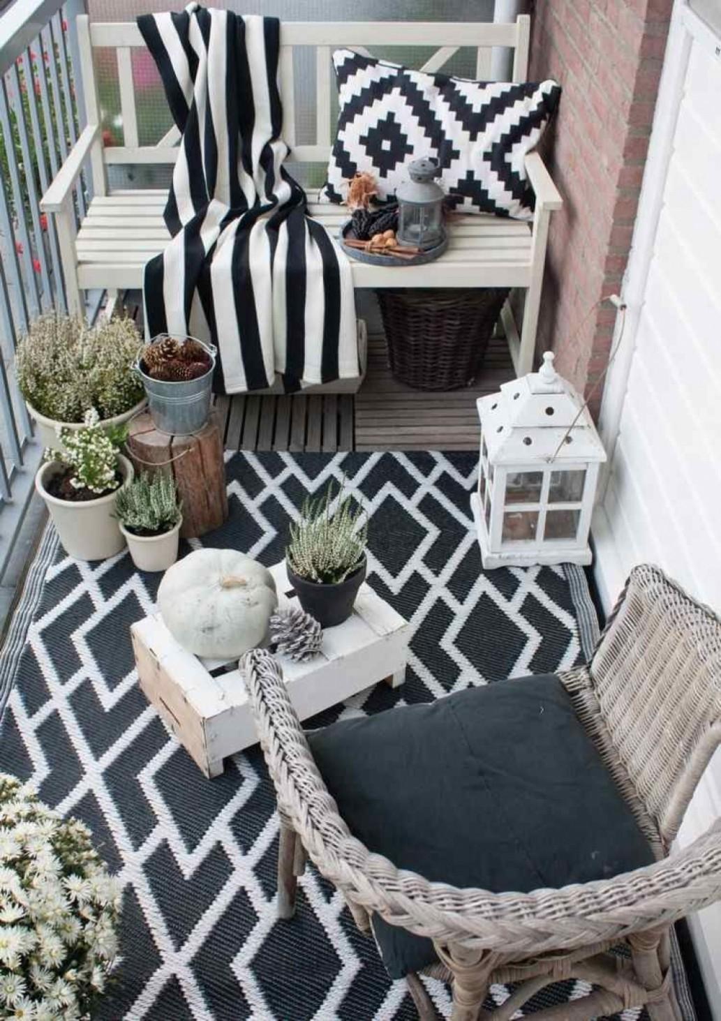 2 cách trang trí ban công đẹp lung linh khiến bạn chỉ muốn ngồi ngay vào khi bước chân về nhà - Ảnh 5.
