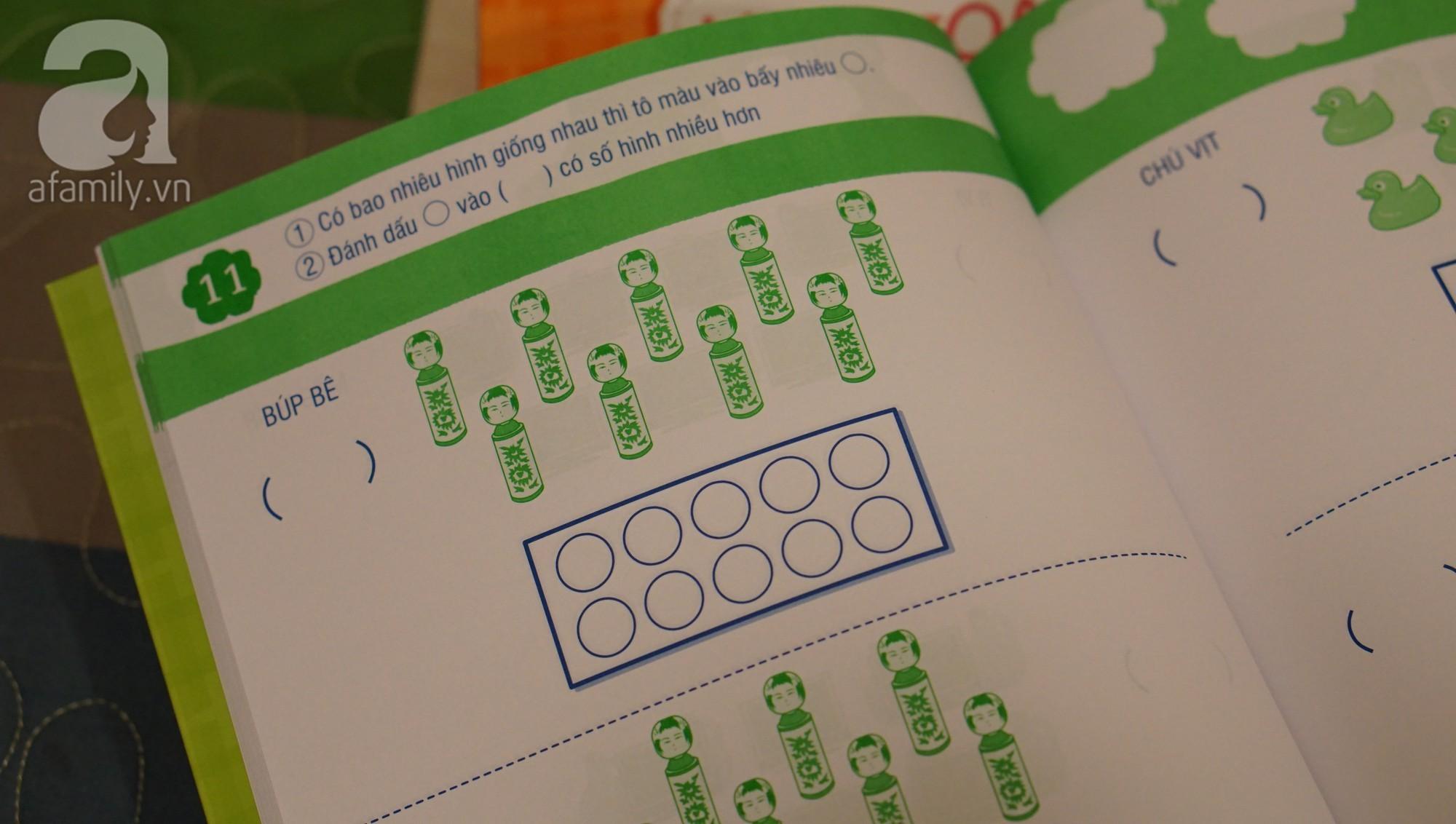 Giúp con học giỏi toán lớp 1 qua những trò chơi kiểu Nhật độc đáo   - Ảnh 4.