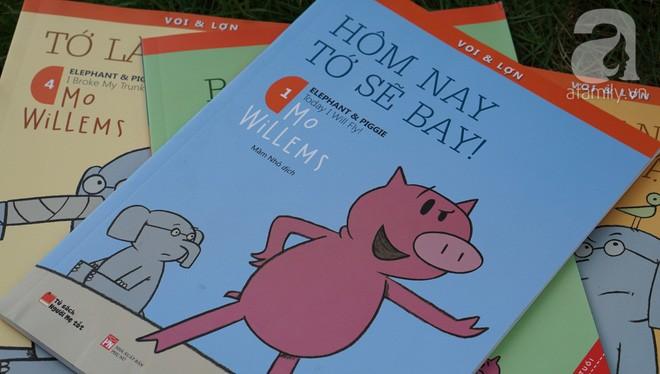 Bộ sách thiếu nhi dù đọc cùng con đến 1.000 lần, bé vẫn đòi đọc thêm một lần nữa! - Ảnh 3.