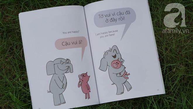 Bộ sách thiếu nhi dù đọc cùng con đến 1.000 lần, bé vẫn đòi đọc thêm một lần nữa! - Ảnh 7.