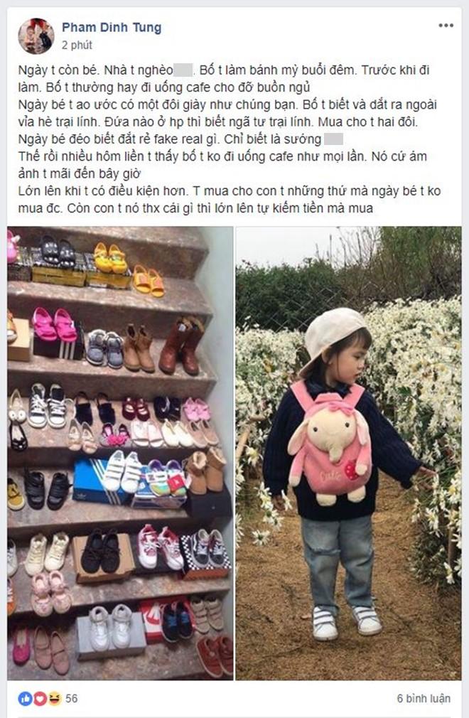 Lời thú tội của một ông bố: Nỗi ám ảnh cốc cafe sáng ngày còn bé và những đôi giày dành cho con gái nhỏ - Ảnh 1.