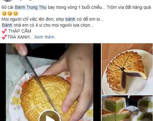 Trước Tết Trung thu 2 tháng, bánh cổ truyền Bảo Phương đã nhận cọc của khách hàng nghìn chiếc - Ảnh 1.