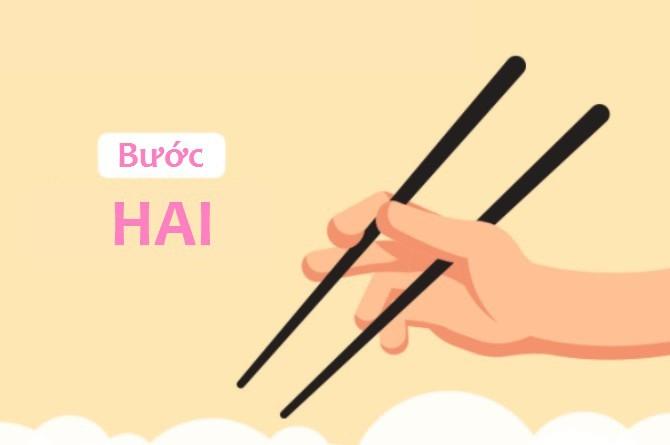 Dạy bé dùng đũa không hề khó nếu mẹ làm theo 5 bước cơ bản dưới đây - Ảnh 3.