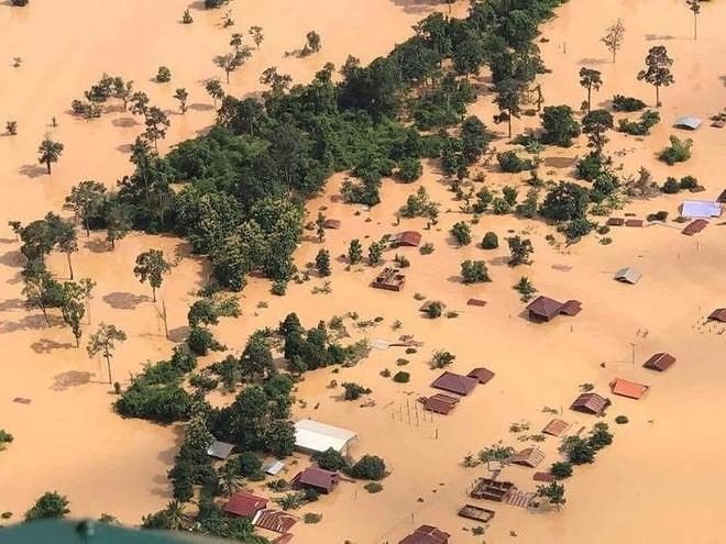 Vỡ đập thủy điện ở Lào có ảnh hưởng đến Việt Nam? - Ảnh 1.
