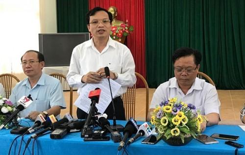 Sơn La: Khởi tố vụ án liên quan đến gian lận sửa điểm trong kỳ thi THPT quốc gia năm 2018  - Ảnh 2.