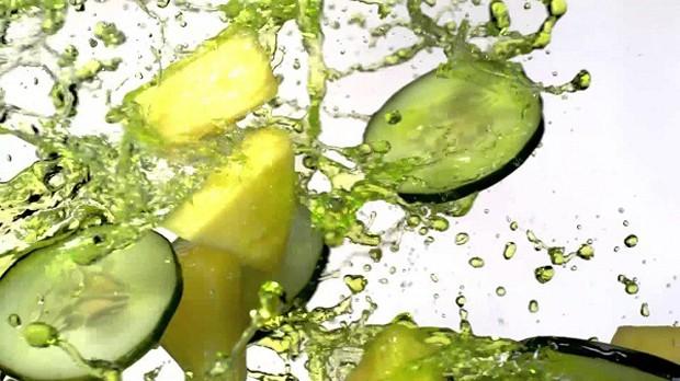 Làm sinh tố giảm cân từ rau lá xanh, giúp giảm mỡ cực nhanh lại vô cùng thơm ngon, dễ uống - Ảnh 2.
