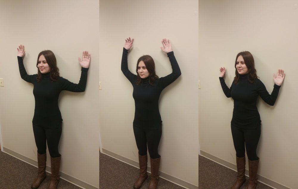 Dân văn phòng cần tập ngay 7 bài tập này để nhanh chóng giúp vai bớt đau vai và không bị gù lưng - Ảnh 10.