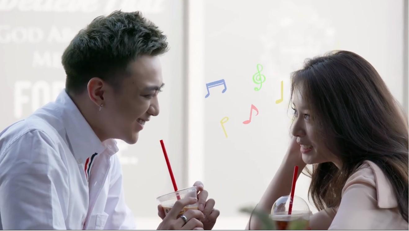 Soobin Hoàng Sơn tình tứ với mỹ nhân xứ Hàn Ji Yeon khiến fan ghen tị - Ảnh 5.