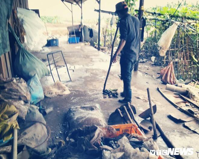 Ảnh: Cảnh hoang tàn tại nơi ở của người Việt sau thảm họa vỡ đập thủy điện ở Lào - Ảnh 13.