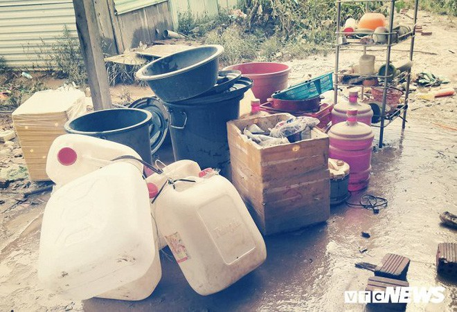 Ảnh: Cảnh hoang tàn tại nơi ở của người Việt sau thảm họa vỡ đập thủy điện ở Lào - Ảnh 6.