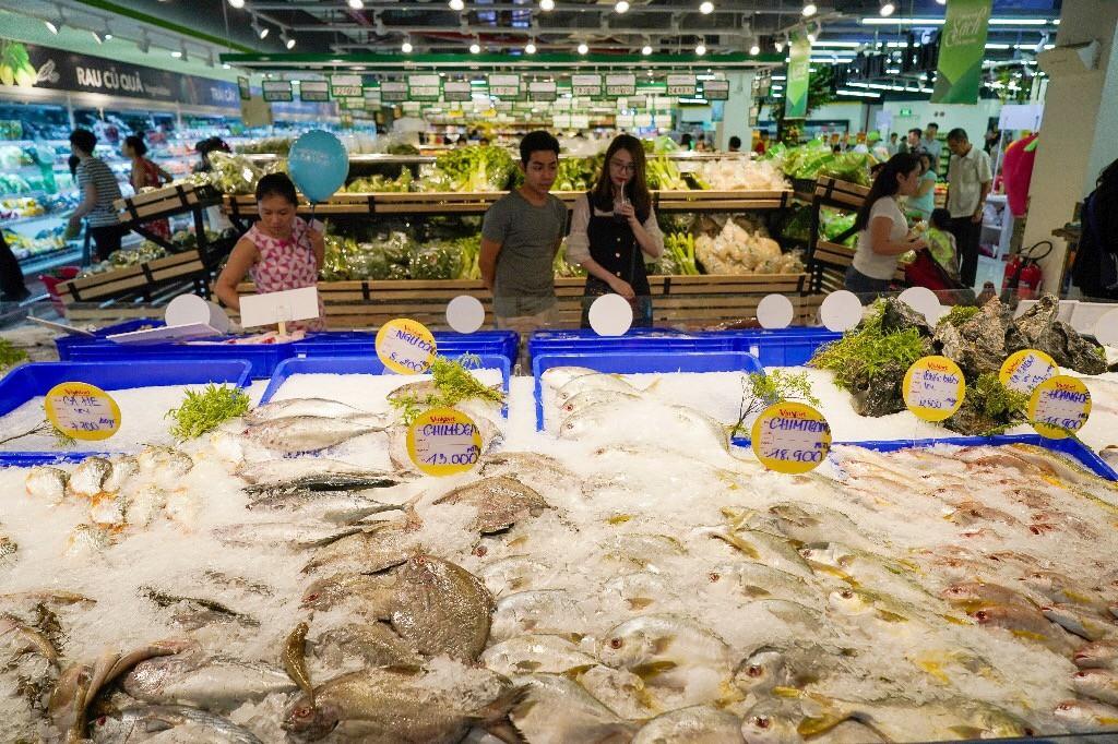VinMart trong tòa nhà cao nhất Việt Nam: Khi siêu thị không chỉ đẹp, tiện lợi mà còn là sân chơi cho cả gia đình - Ảnh 5.