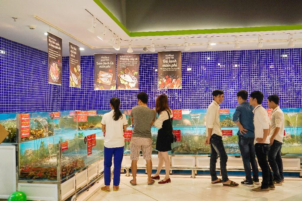 VinMart trong tòa nhà cao nhất Việt Nam: Khi siêu thị không chỉ đẹp, tiện lợi mà còn là sân chơi cho cả gia đình - Ảnh 11.