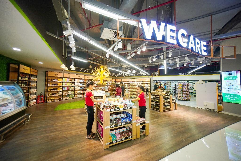 VinMart trong tòa nhà cao nhất Việt Nam: Khi siêu thị không chỉ đẹp, tiện lợi mà còn là sân chơi cho cả gia đình - Ảnh 7.