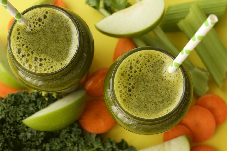 5 loại nước ép màu xanh giúp giữ dáng đẹp da bạn nên bổ sung thường xuyên - Ảnh 5.