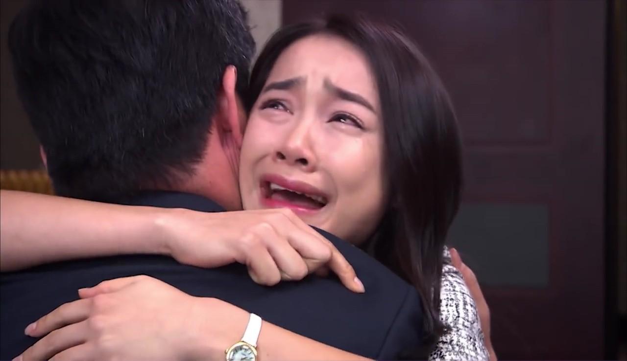 Xứng danh nữ hoàng nước mắt, Nhã Phương chỉ mất 20 giây để khóc.  - Ảnh 3.