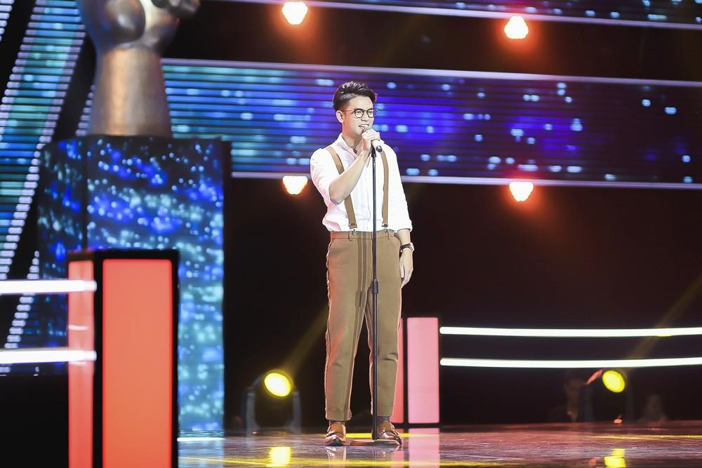 The Voice 2018: Noo Phước Thịnh rưng rưng nước mắt vì lần nữa đưa ra lựa chọn sai lầm - Ảnh 6.