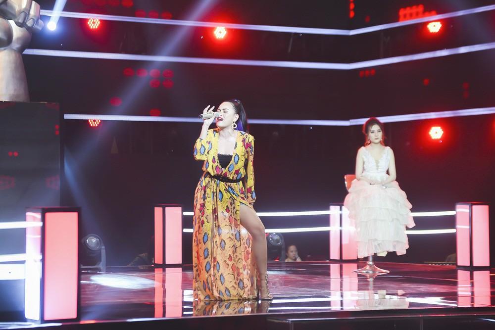 The Voice 2018: Noo Phước Thịnh rưng rưng nước mắt vì lần nữa đưa ra lựa chọn sai lầm - Ảnh 9.