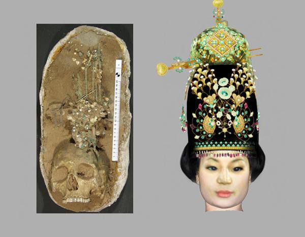 Bằng chứng về nhan sắc thật của mỹ nhân Trung Hoa thời cổ đại, phá vỡ mọi quan điểm sai lầm của chúng ta trong thời gian qua - Ảnh 3.